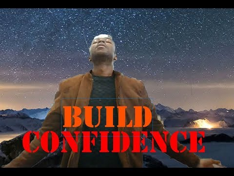 5 EASY Tips To Build EXTREME Confidence | How To Be More Confident