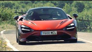 2017 McLaren 720S [TEST] : nos toutes premières impressions au volant