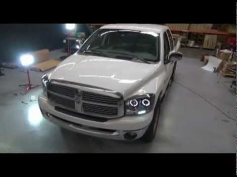 Dodge Ram Quad Cab >> Spyder Auto Installation: Dodge Ram 1500 2002-08 Quad Cab Step Bars - YouTube