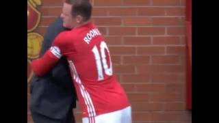 Wayne Rooney vs Pep Guardiola Fight