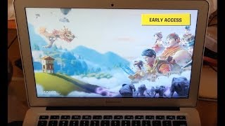 FORTNITE ON MACBOOK AIR & HOW TO DOWNLOAD FORTNITE ON YOUR SCHOOL LAPTOP
