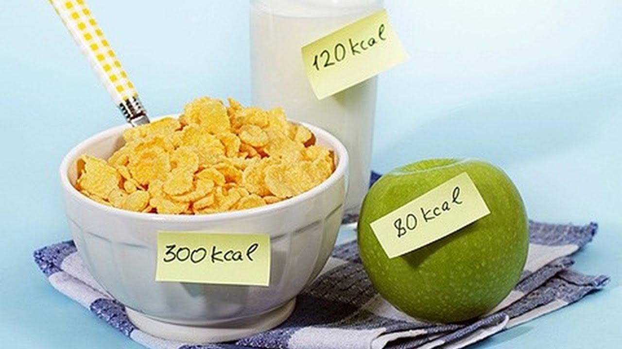 Сколько калорий в яблоке зеленом, красном и голден?