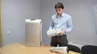 Климатический комплекс Panasonic F-VXD50R-S - Обзор