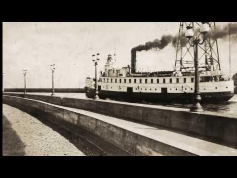 Steamship America: 1908 Fire