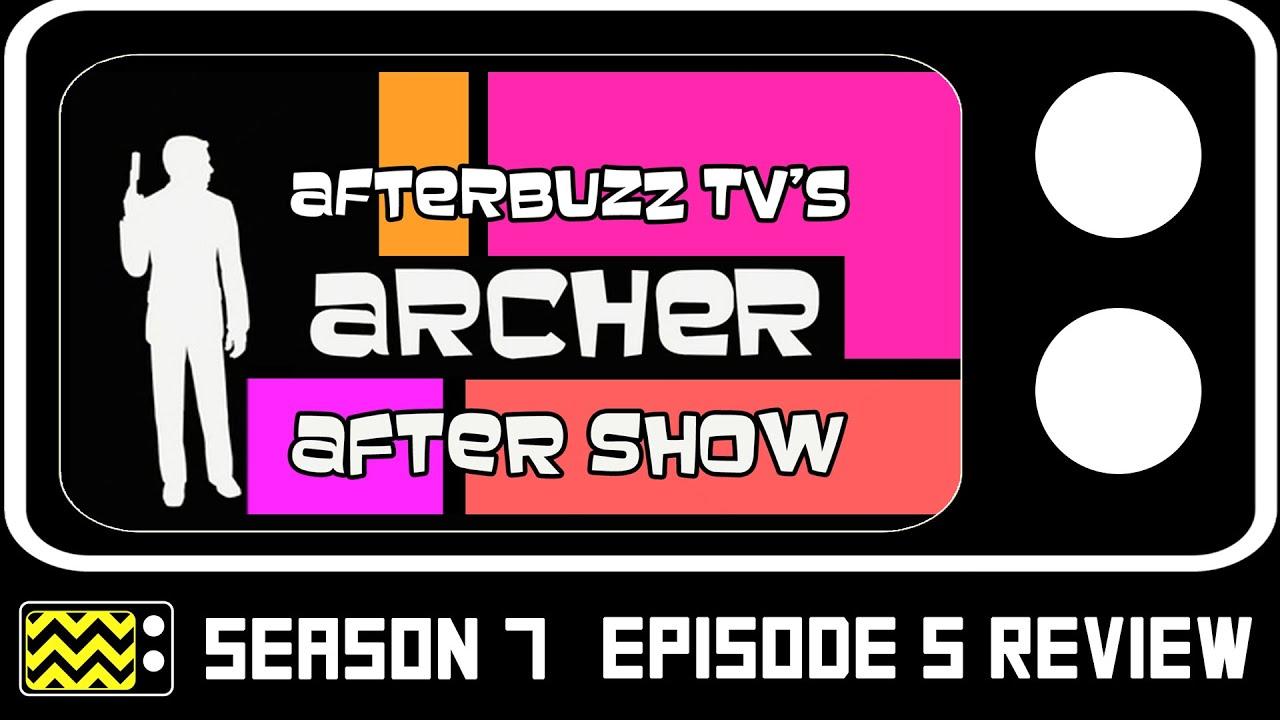 Download Archer Season 7 Episode 5 Review & After Show | AfterBuzz TV
