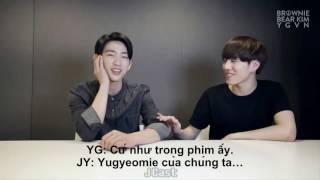[VIETSUB] UNCUT GOT2DAY JINYOUNG & YUGYEOM (GOT7)