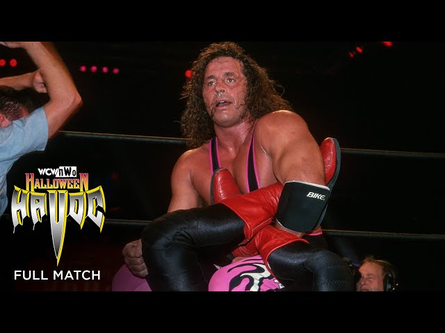 FULL MATCH - Bret Hart vs. Sting - U.S. Title Match: WCW Halloween Havoc 1998