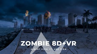 Download lagu Albert Vishi ft. Ane Flem - Zombie (Cover in 8D + VR)