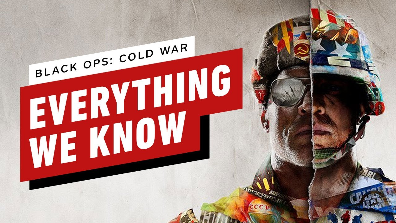 Black Ops: Cold War - Everything We Know About Call of Duty 2020
