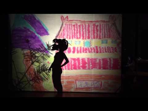 Creating Shadow Mask Theater at Darrow School