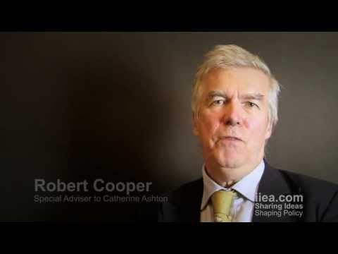 Reflections on the EU as a Foreign Policy Actor - robert Cooper - 10 October 2013
