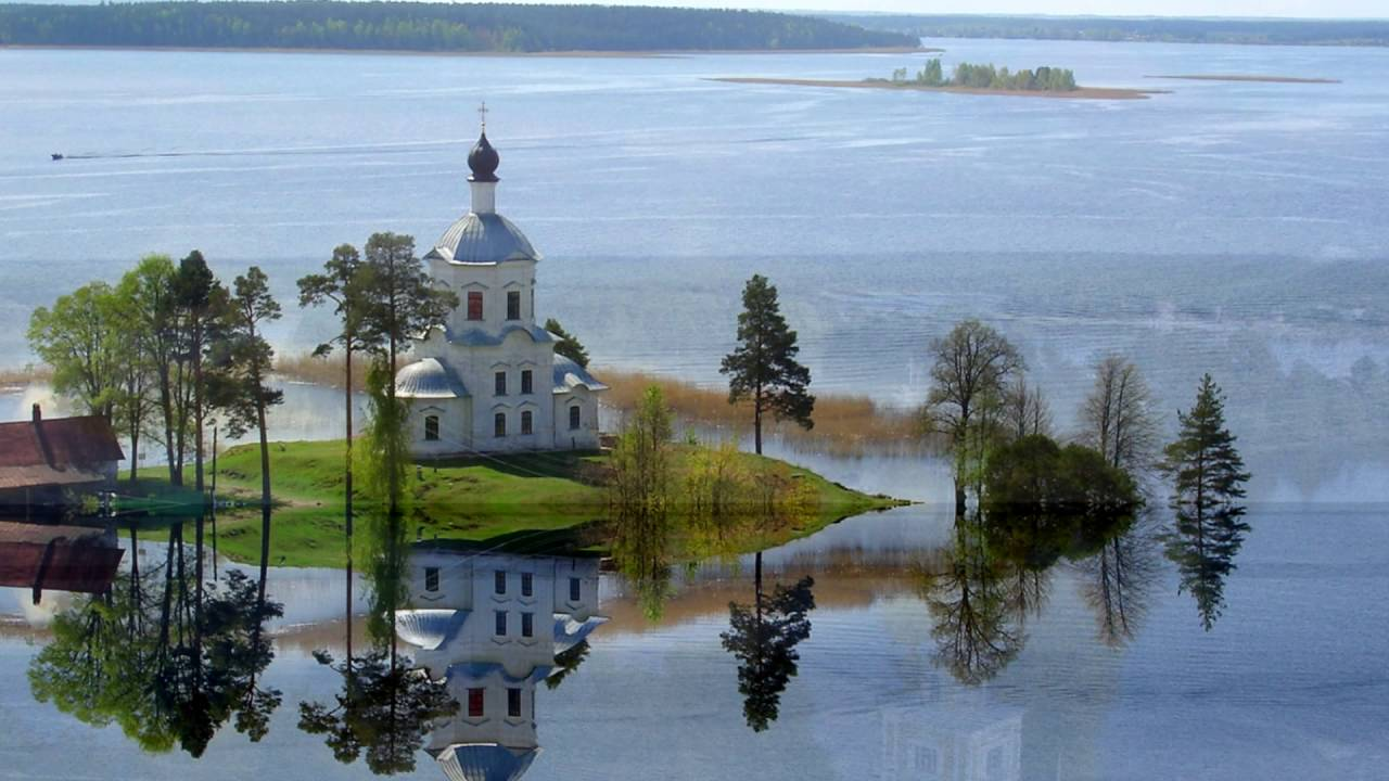 Селигер - система озёр ледникового происхождения в Тверской и Новгородской  областях - YouTube