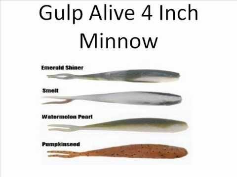 top ten largemouth bass fishing lures - youtube, Soft Baits