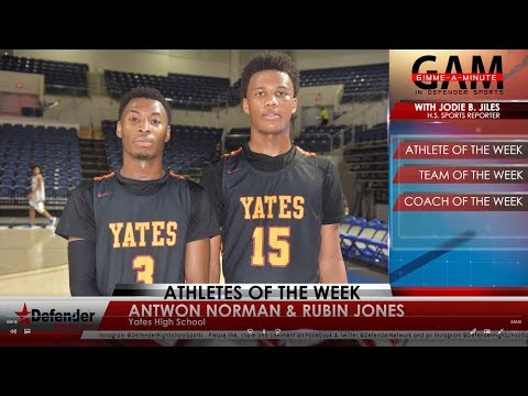 Jack Yates and Wheatley High Schools Dominate | GAM HS Sports | Season 6; Episode 1