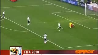2010 dünya kupası Almanya-İspanya yarı final karşılaşması