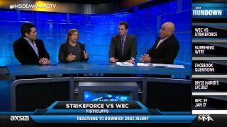 WEC or Strikeforce? Urijah Faber & Frank Shamrock Throwdown in Fisticuffs