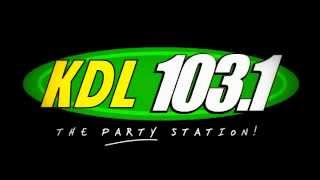"Los Angeles KDL 103.1 ""The New Party Station"""