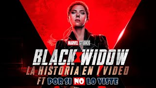 BLΔCK WIDOW : La Historia en 1 Video FT Por Si No Lo Viste