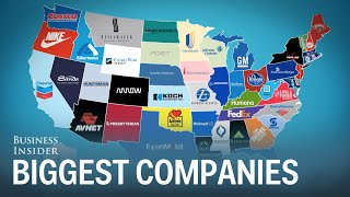Largest Companies By State