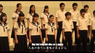 Tegami Choir version (Vietsub)