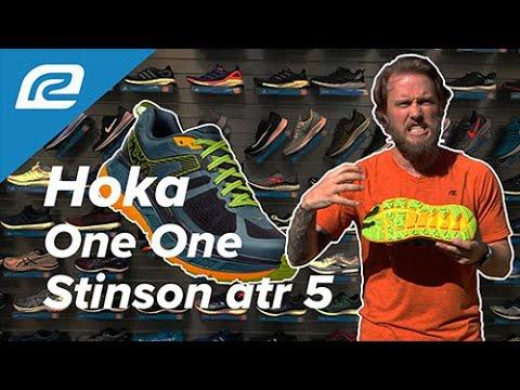 Hoka One One Stinson ATR 5 - New Shoe
