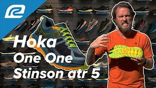Hoka One One Stinson ATR 5 - New Shoe Review! | First Look!