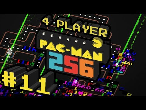 Pac-Man 256 - #11 - FOR SCIENCE!
