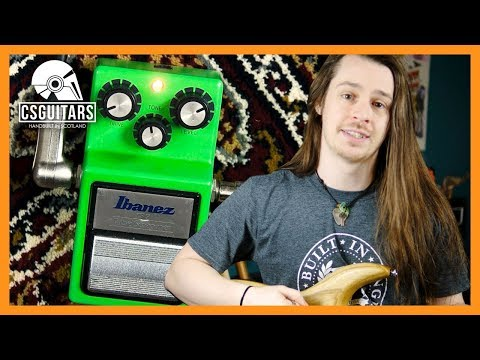 how-to-use-overdrive:-ibanez-tube-screamer