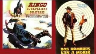 "FRANCESCO DE MASI -""Ringo, the Lone Rider"" (1969)"