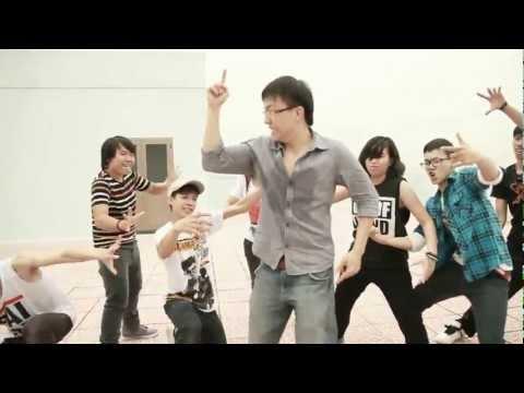 Màn tỏ tình Gangnamstyle siêu dễ thương của sinh viên ĐH Tôn Đức Thắng [Full HD]