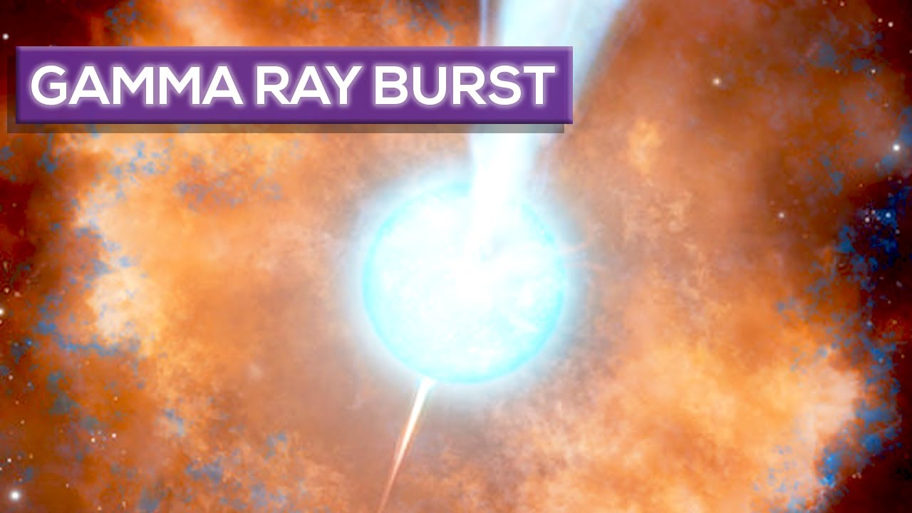 What Are Gamma Ray Bursts?