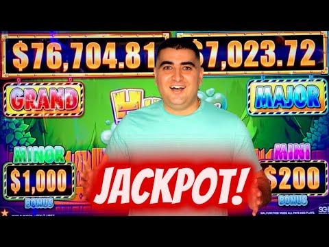Huff and puff jackpot