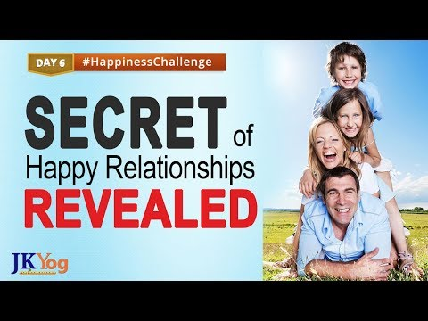 The Secret to Healthier and Happier Relationships   Happiness Challenge Day 6