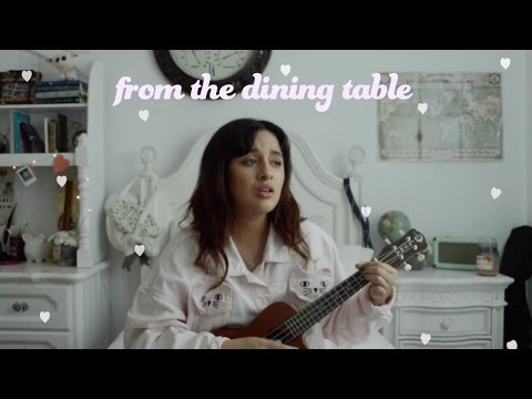From the Dining Table w/ ukulele - Harry Styles cover