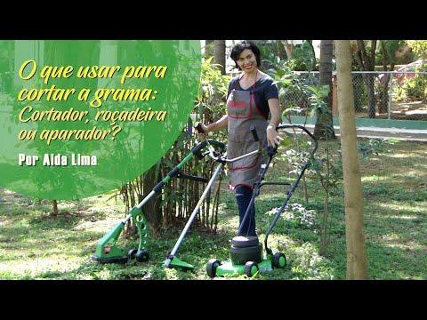 O que usar para cortar a grama: aparador, cortador ou roçadeira?