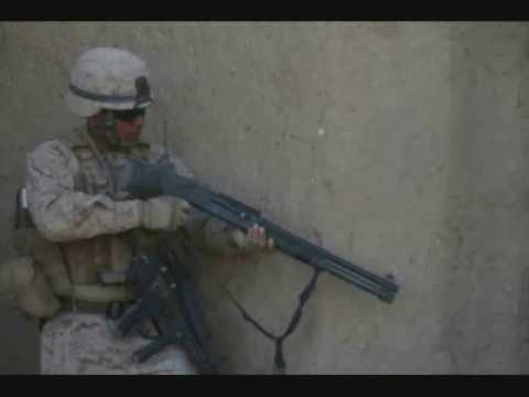 2/7 USMC fox coy in Afghanistan part 1