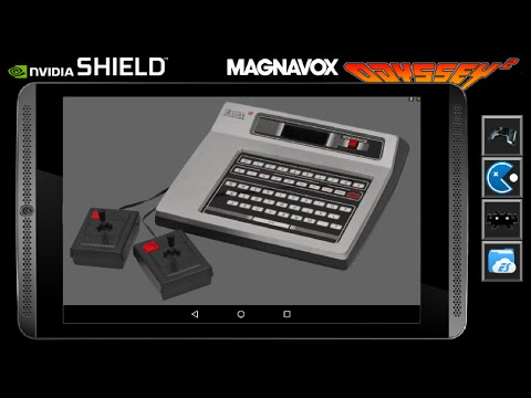 Magnavox Odyssey²/Philips Videopac - Gamesome Frontend/Retroarch on Android all Games (download)