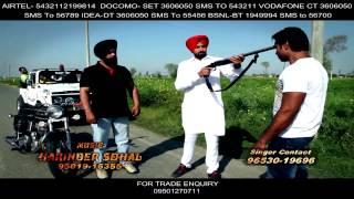 Badmashi | Rabinder Heera | Official Promo 2013