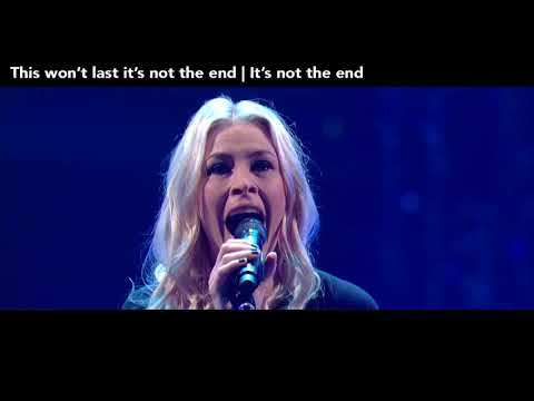 Lakewood Worship Relief Concert: You're Gonna Be Ok/ I'm not Alone / The Cross Has the Final Word