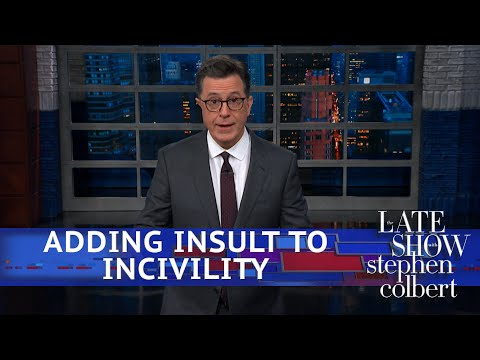 See Colbert Joke - Trump Gets Mean With Stormy, Stormy Fires Back!