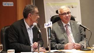 ضياء رشوان في أ ش أ متحدثا عن الضريبة المفروضة على بدل النقابة