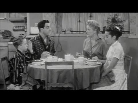 Make Room for Daddy, Season 3, Episode 26, 'Don't Yell at Your Children' 1956