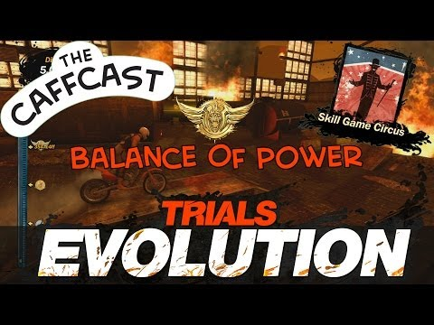 Trials Evolution Platinum Medal Challenge - Skill Game Circus - 6 - Balance Of Power