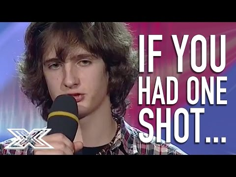 Surprise Rap God Blows Judges Away!   X Factor Global