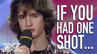 Surprise Rap God Blows Judges Away! | X Factor Global