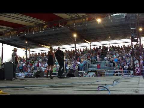 Kari Nelson Encore at the Roseau County Fair