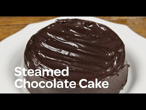 Steamed Chocolate Cake Recipe Yummy Ph Youtube