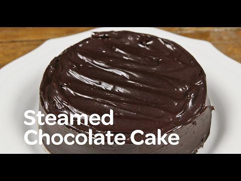 Steamed Chocolate Cake Recipe | Yummy Ph