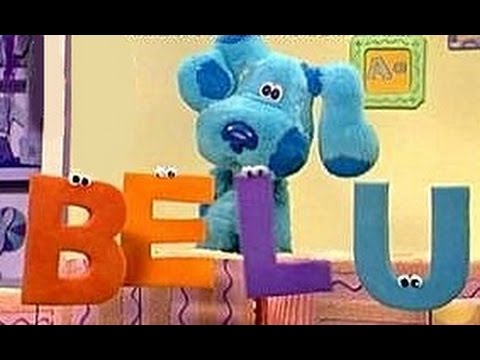 Blue S Room The Power Of The Alphabet Youtube