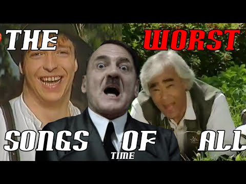 Hitler reacts to the worst German songs (Die Woodys - Fichtl's Lied and more)